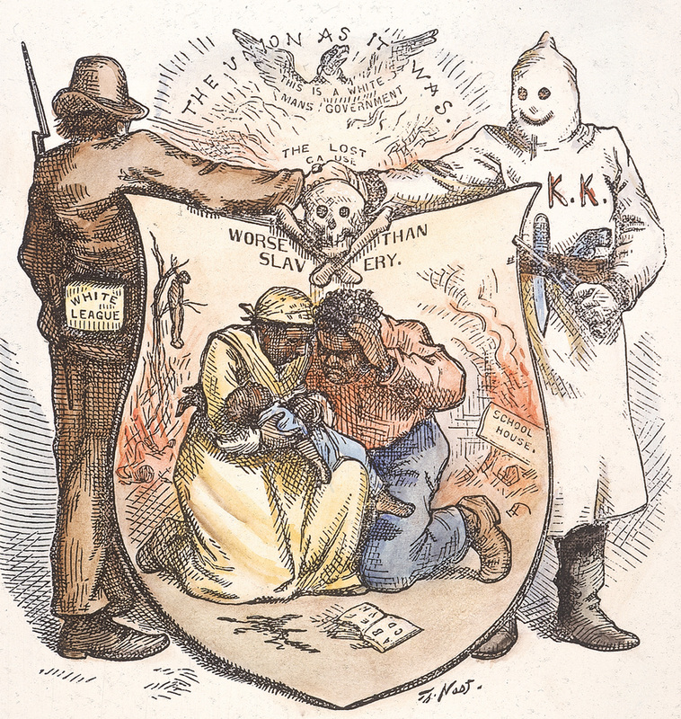 Reconstruction 1865 1877 HUMANITIES FOR WISDOM