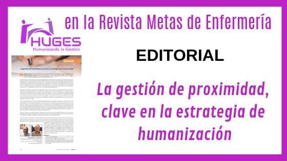 Editorial HUGES en Metas de Enfermería