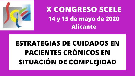 X Congreso SCELE