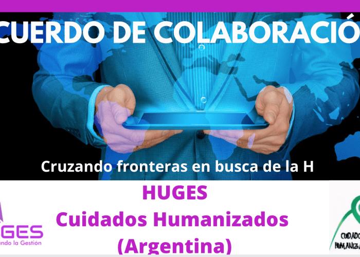Firmado convenio con Cuidados Humanizados (Argentina)
