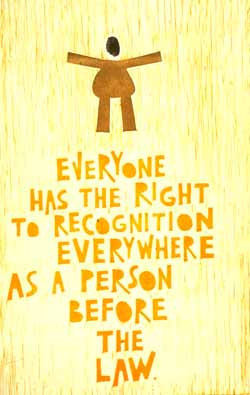 Right To Recognition As A Person