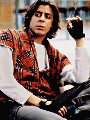 Therefore, Judd Nelson.