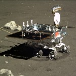 The Chang'e 3 - Yutu Rover
