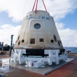 First Dragon spacecraft recovered