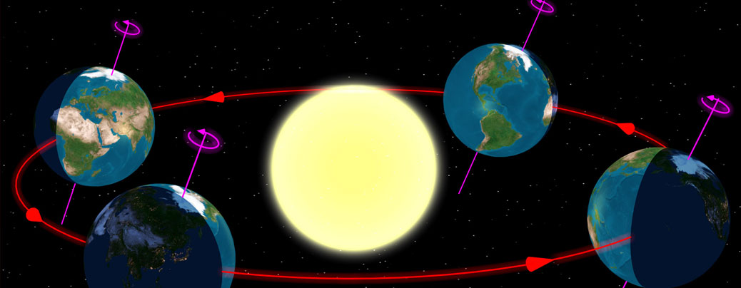 Earth Vernal Equinox