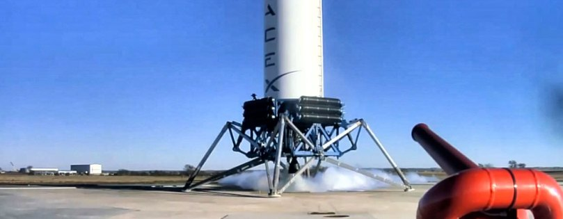 SpaceX Grasshopper Project