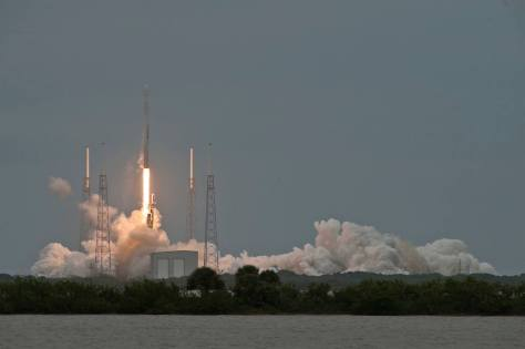 Falcon 9 CRS-3 Liftoff