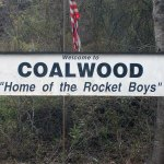Coalwood Rocket Boys