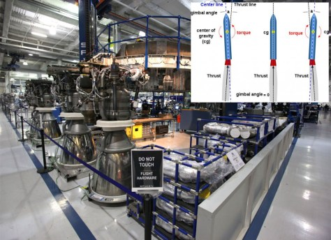 Merlin-1D-engines