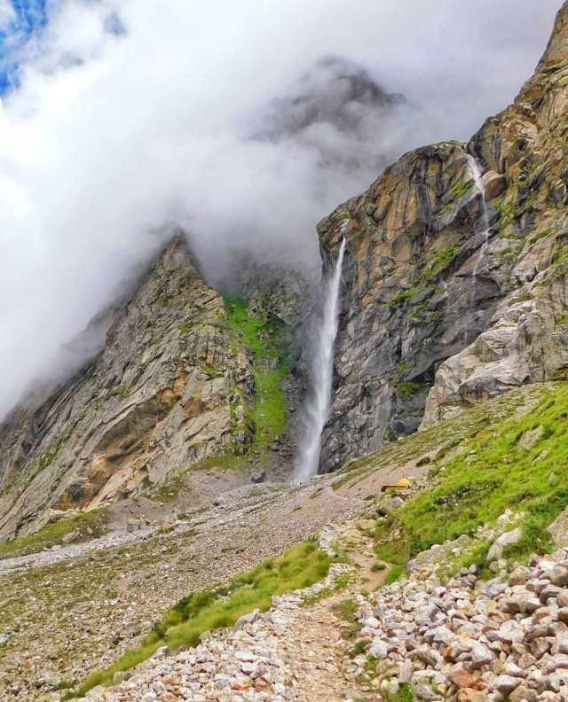 Chamoli Vasudhara Falls