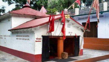 Pauri Garhwal Jwalpa Devi Temple