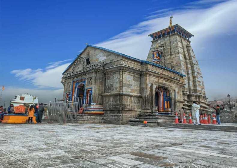 Kedarnath Mandir (केदारनाथ मंदिर)