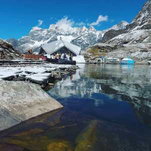 10 Interesting Things of Uttarakhand Hemkund Sahib Gurdwara