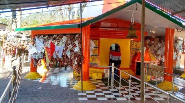 Golu Devta Chittai Temple Almora