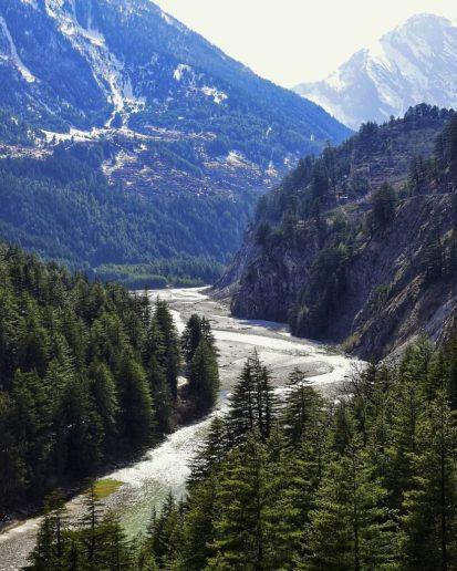 Lama Tekri Harsil Ghati A Beautiful Destination