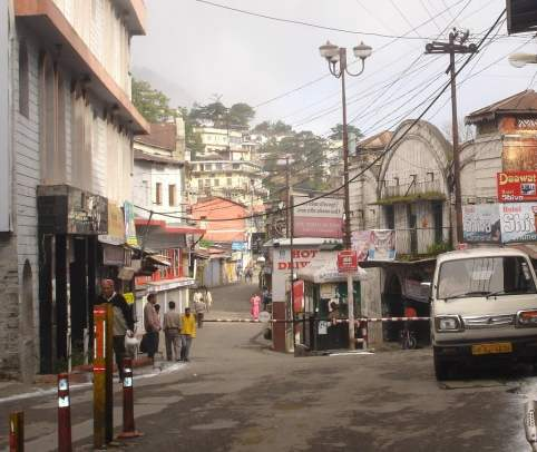 First Cinema Hall of North India Electric Picture Palace Mussoorie
