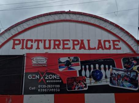 First Cinema Hall of North India Picture Palace Mussoorie