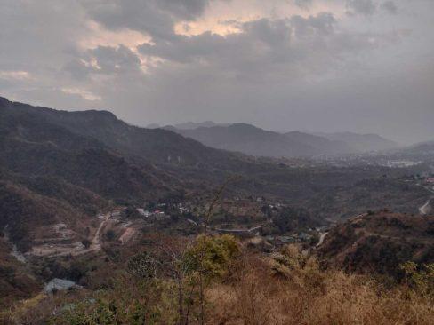 Dehradun To Mussoorie Trek