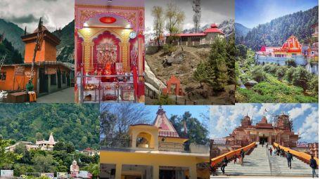 Hanuman Ji Temple in Uttarakhand