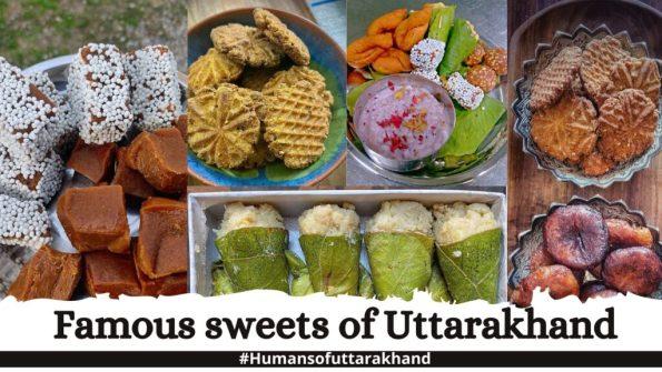 Famous sweets of Uttarakhand