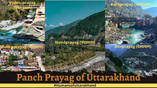 Panch Prayag of Uttarakhand