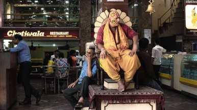 Famous Chotiwala restaurant