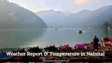 Weather Report & Temperature in Nainital