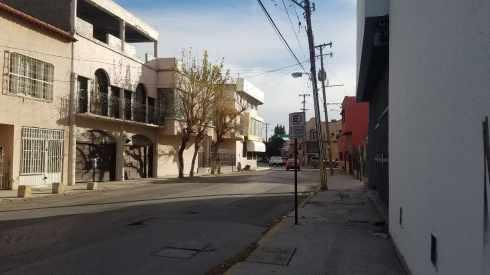 streets of Juarez Mexico