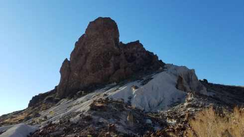 Big Bend Mountain Tip