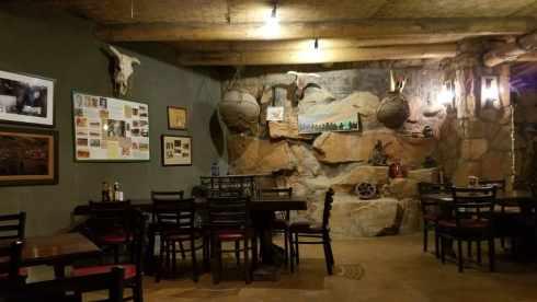 La Kiva Underground Bar Terlingua Ghost Town