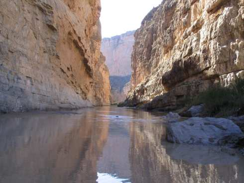 Santa Elena Canyon 3