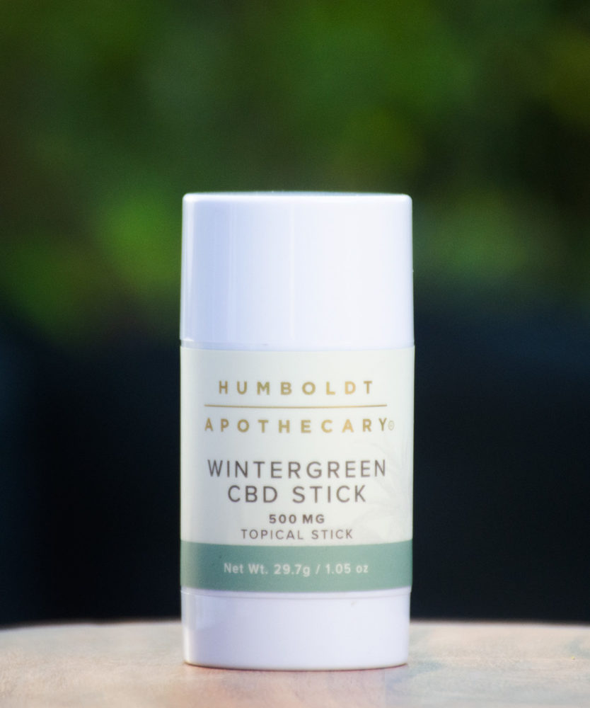 Wintergreen CBD Topical Stick