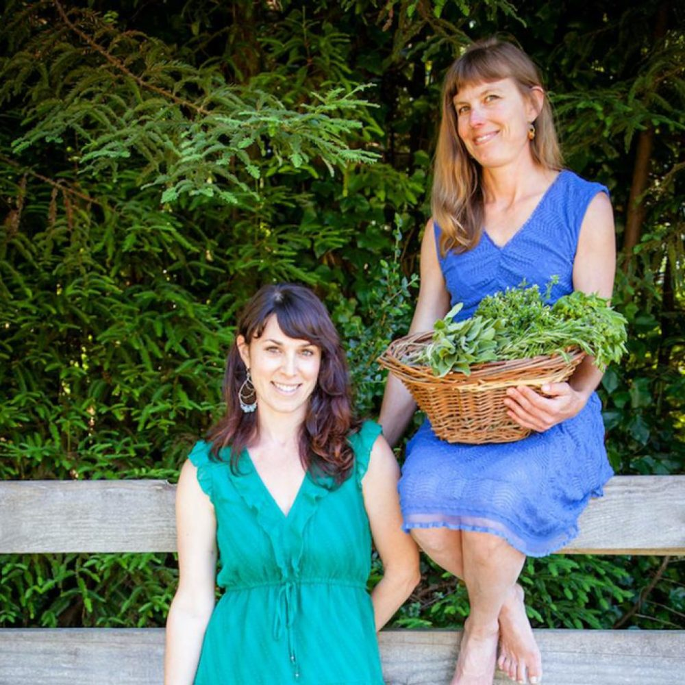 Humboldt Apothecary Founders Susan and Gillian