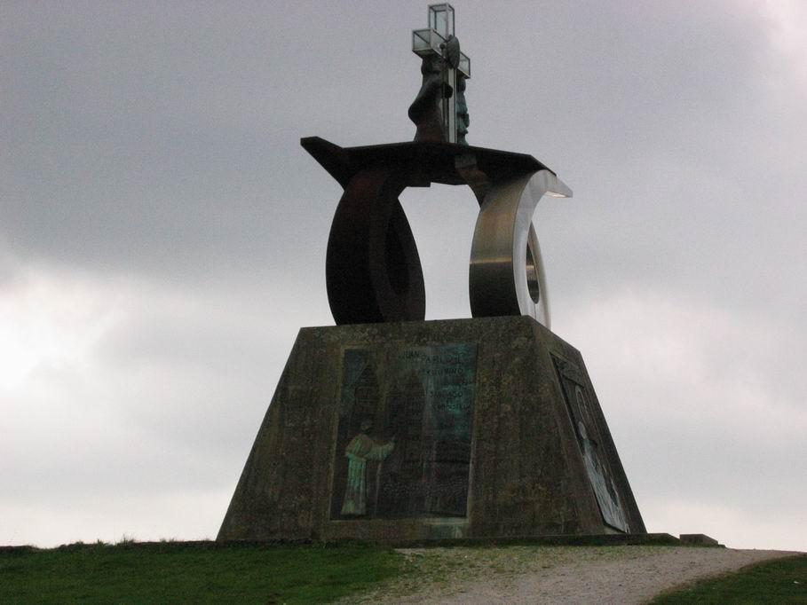 Monumento del Monte do Gozo