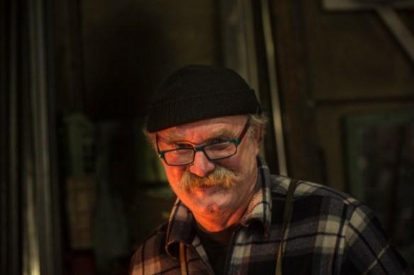 """Jean-Pierre Henninger, un sacré """"bonhomme"""" au parcours étonnant."""