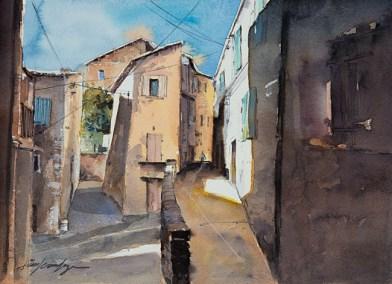 Vaucluse - Caromb.