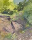 La seule et unique peinture de septembre dans le Vaucluse.