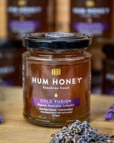 Hum Honey 250g - lavender honey