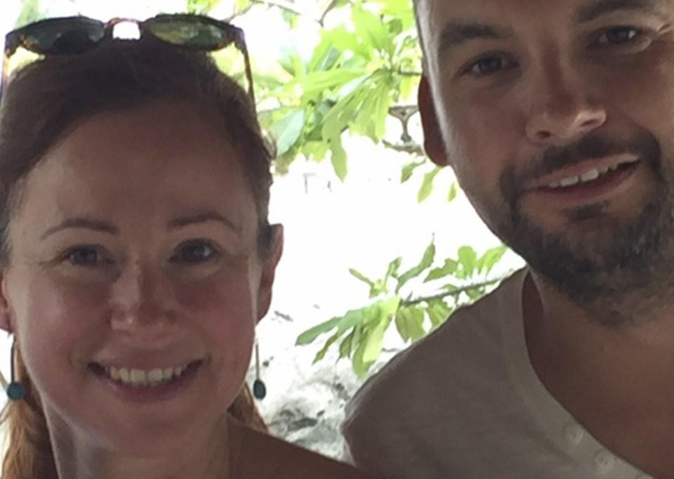 Avec Sophie Ferjani (décoratrice et animatrice du groupe M6)