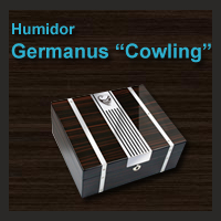 Germanus Humidor Cowling