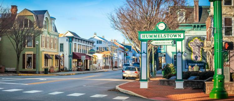 "Announcing NEW Winter Show: ""The Square in Hummelstown"""