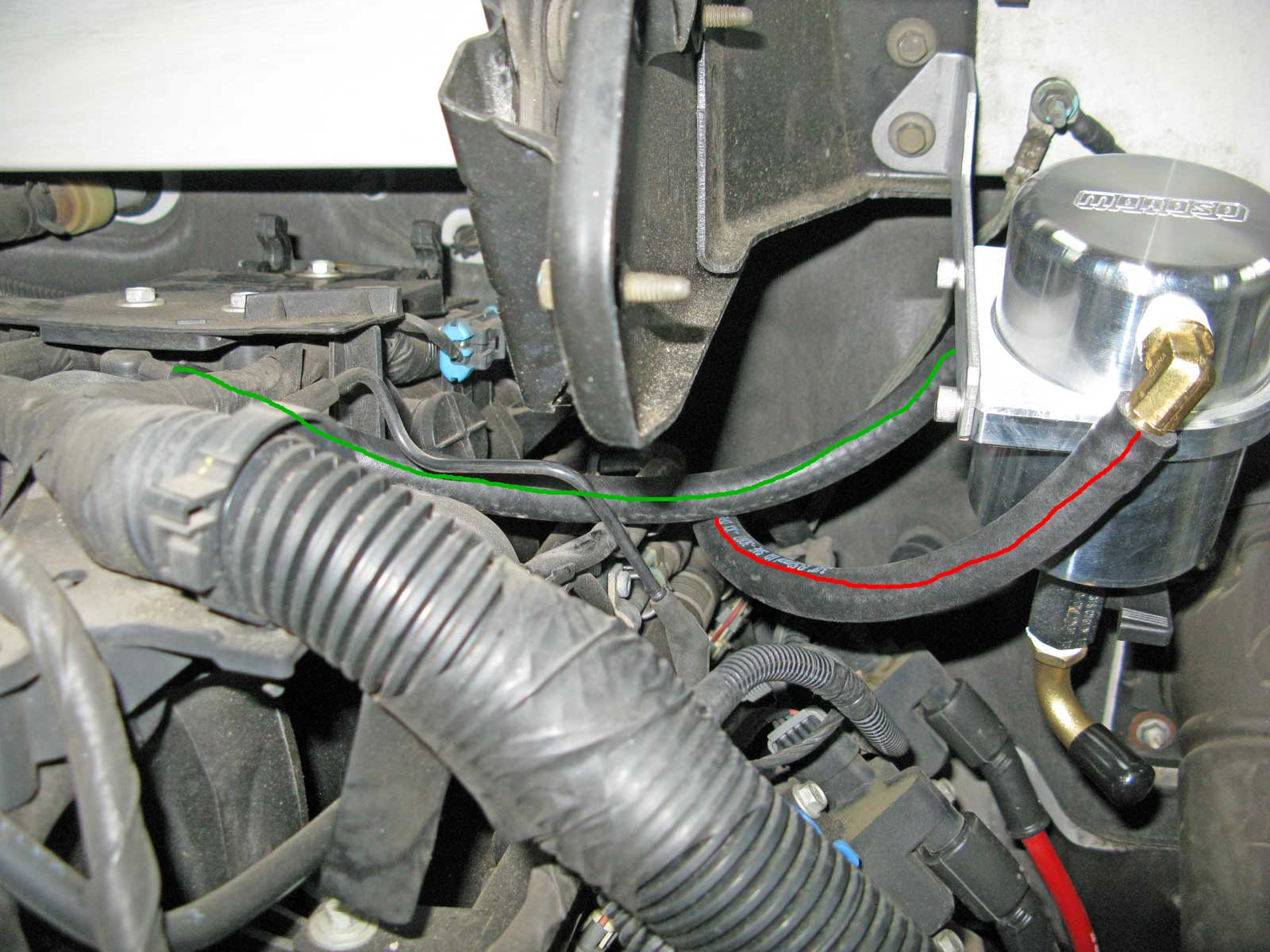Moroso Catch Can Install Hummer Forums Enthusiast Forum for