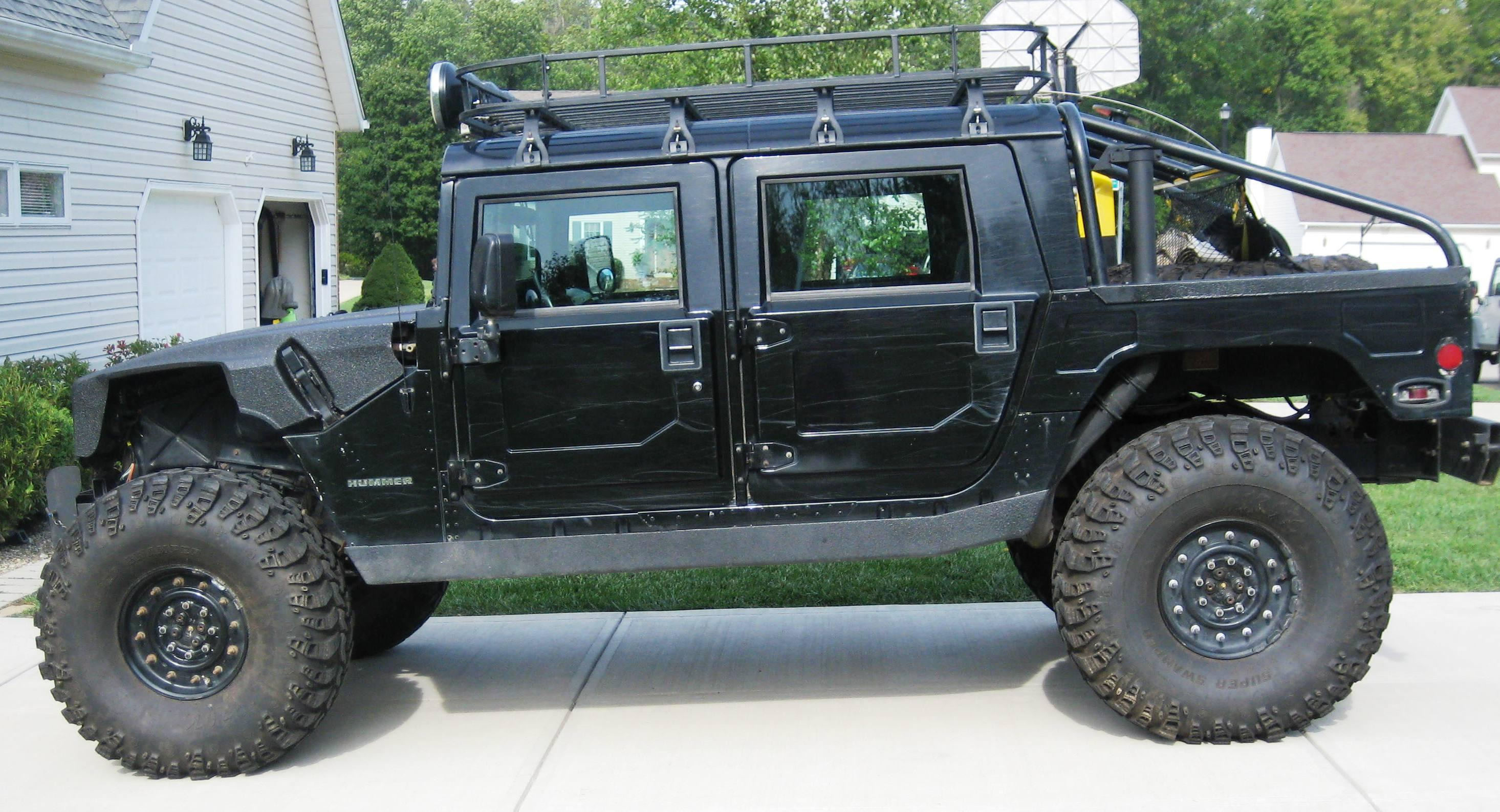 Image detail for Hummer h1 lifted