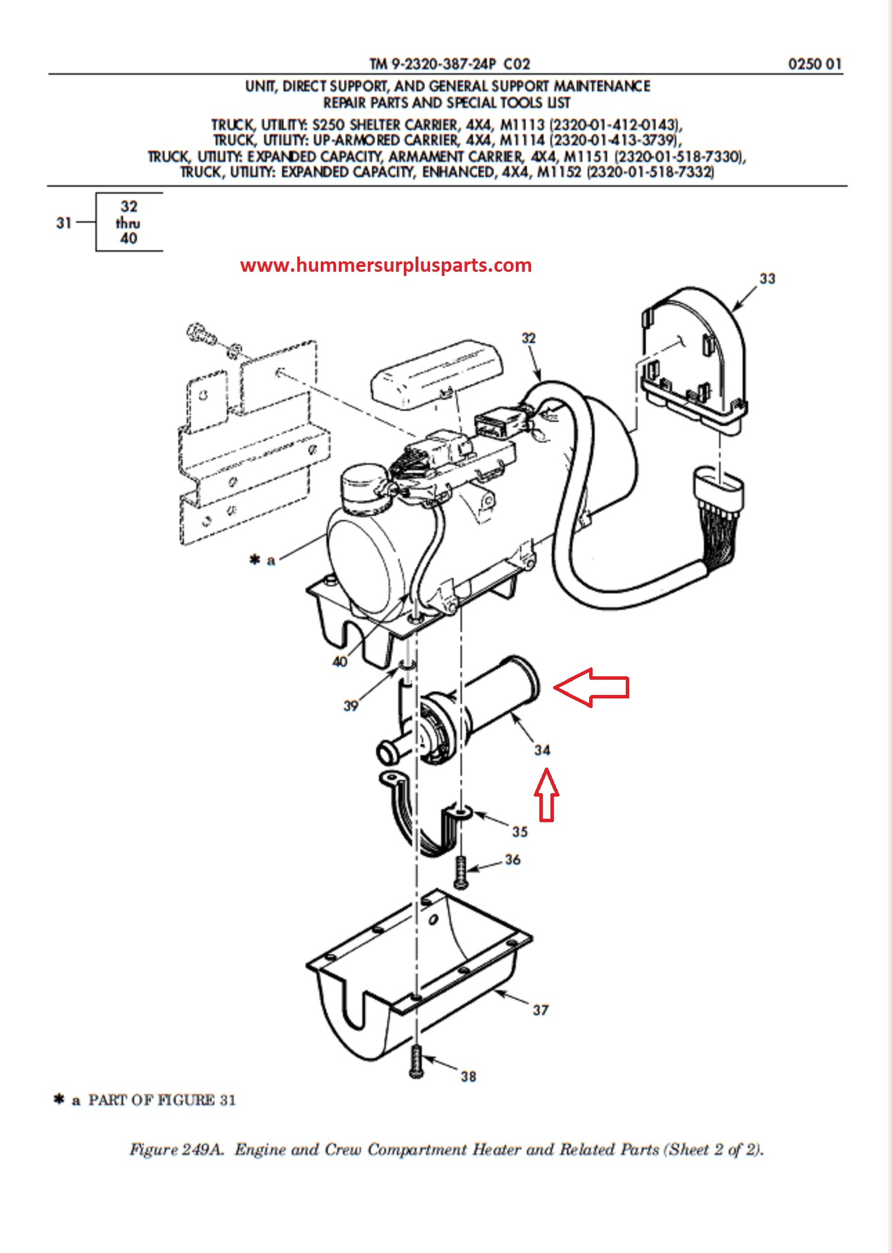 Humvee Engine Wiring Harness Schematics Auto Electrical Diagram Related With