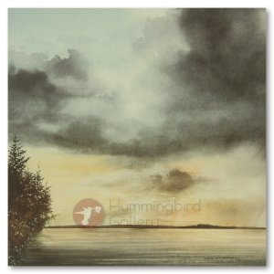 Hummingbird Gallery  Les Weisbrich <p>Canadian Shoreline Series<p>Limited Editions Currently Available