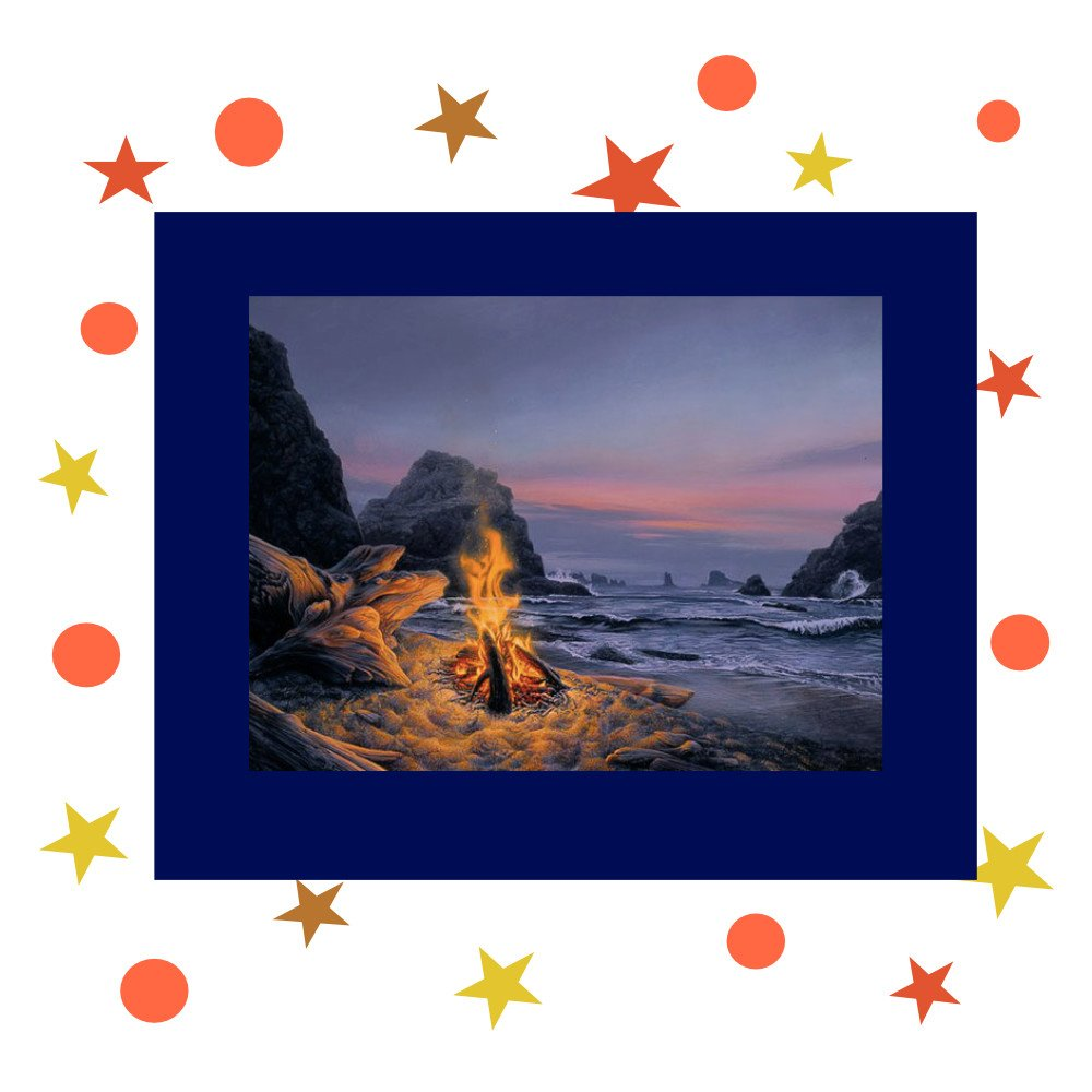 Hummingbird Gallery LE-PRINT-ICON-MATTED Product Categories