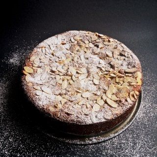 Lemon, Ricotta, and Almond Cake (Gluten-free!)