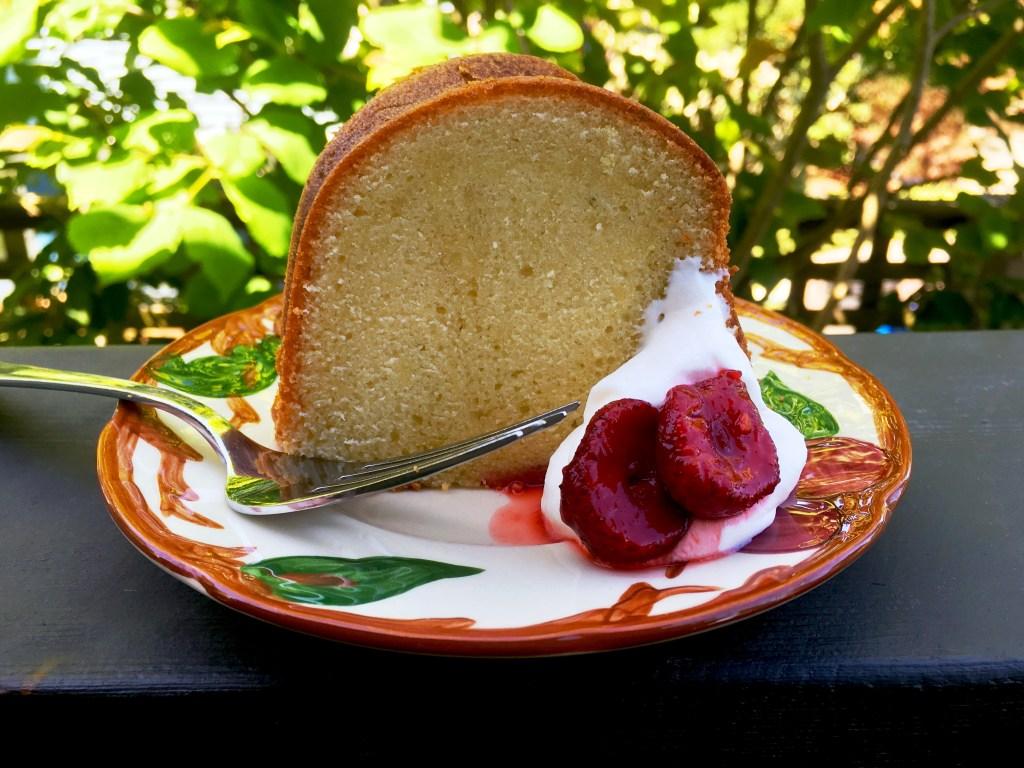 Poundcake outdoor
