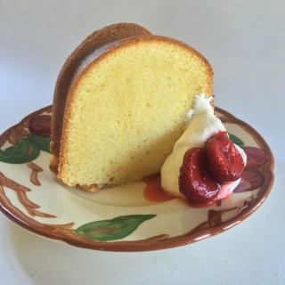 The Best Poundcake