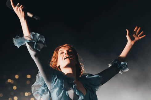 01 Florence + The Machine @ Lollapalooza Chile 2016